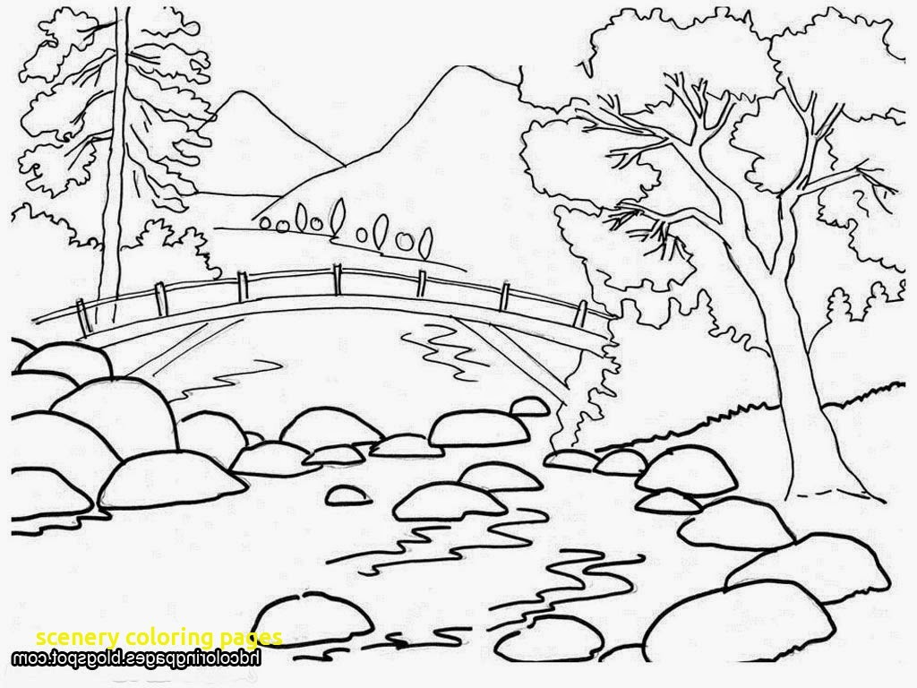 The Best Free Scenery Drawing Images Download From