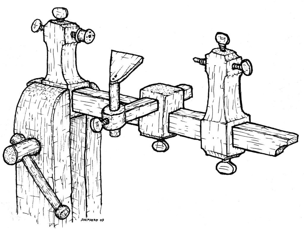 The Best Free Lathe Drawing Images Download From 39 Free