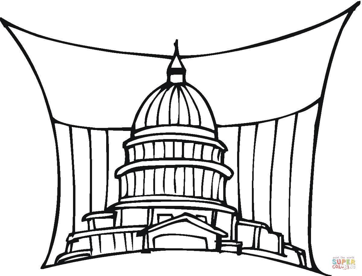 Legislative Branch Drawing At Getdrawings