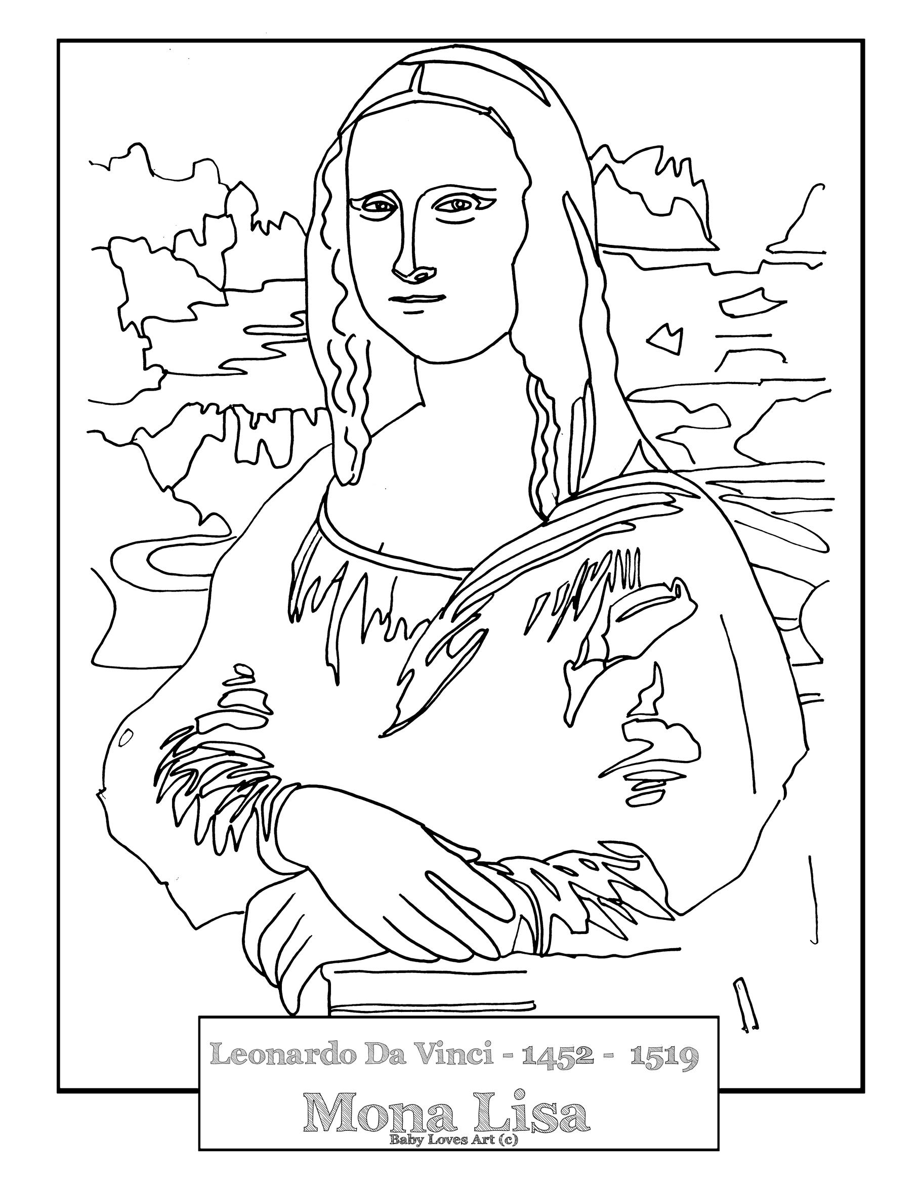 Leonardo Da Vinci Drawing At Getdrawings