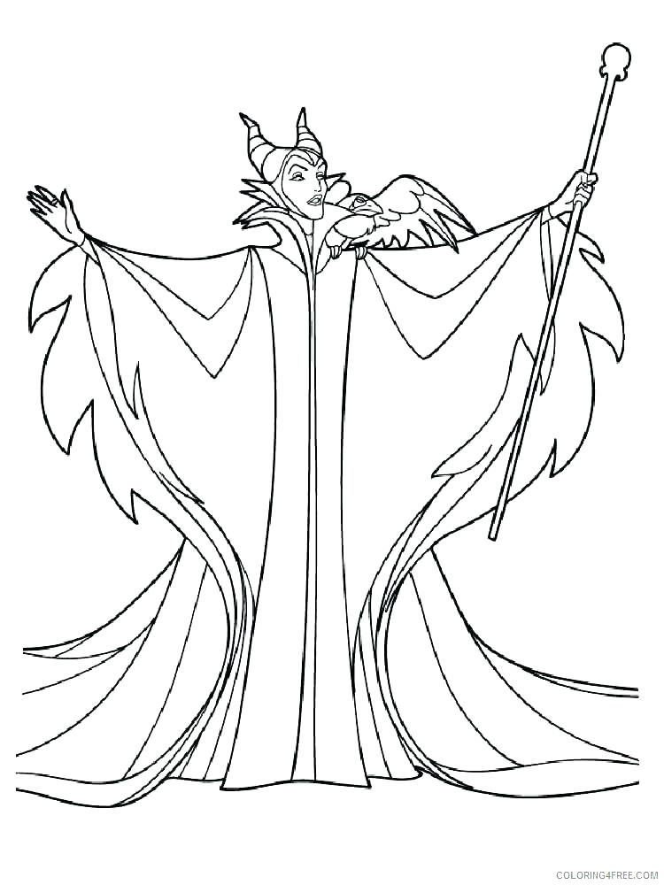 maleficent drawing at getdrawings  free download