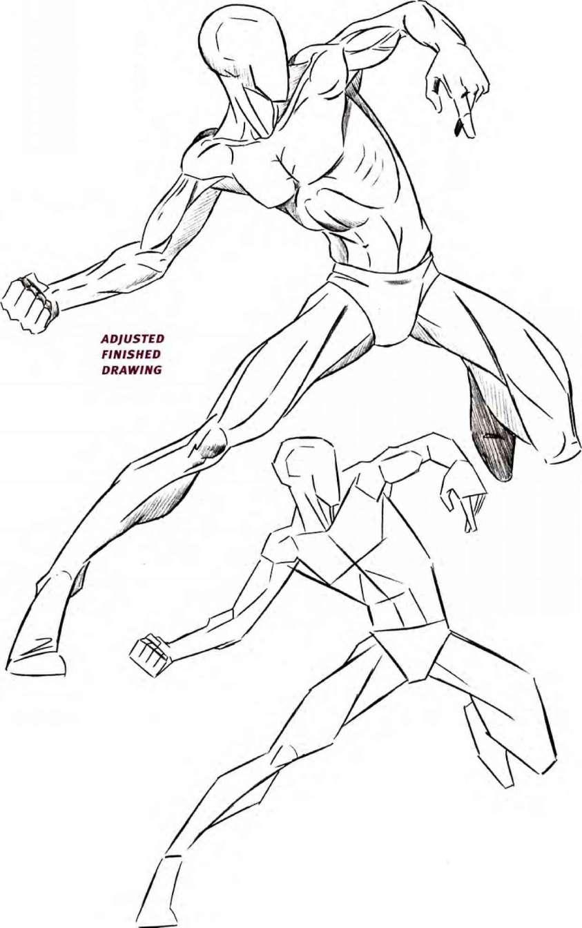 Man Body Drawing at GetDrawings | Free download