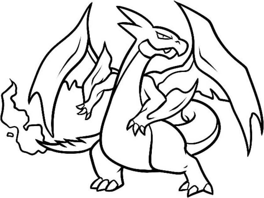 mega charizard x drawing at getdrawings  free download