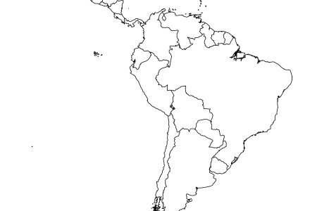 map of south america and mexico » 4K Pictures | 4K Pictures [Full HQ ...