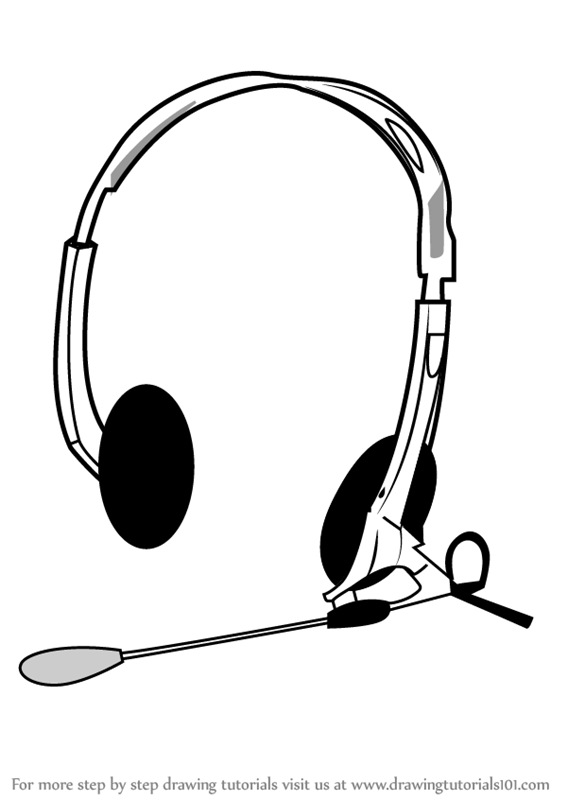 Microphone Drawing at GetDrawings   Free download