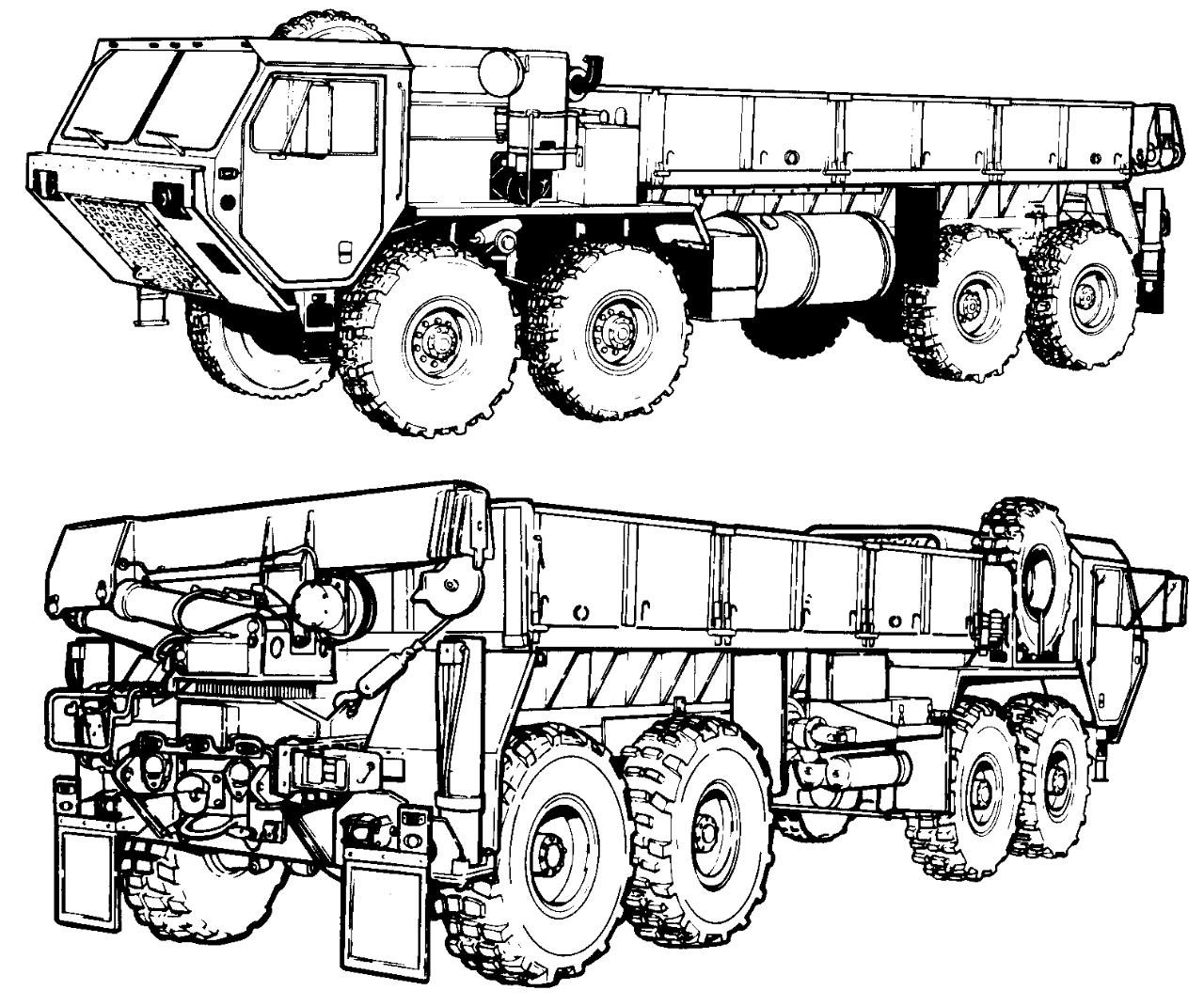 Military Vehicles Drawing At Getdrawings