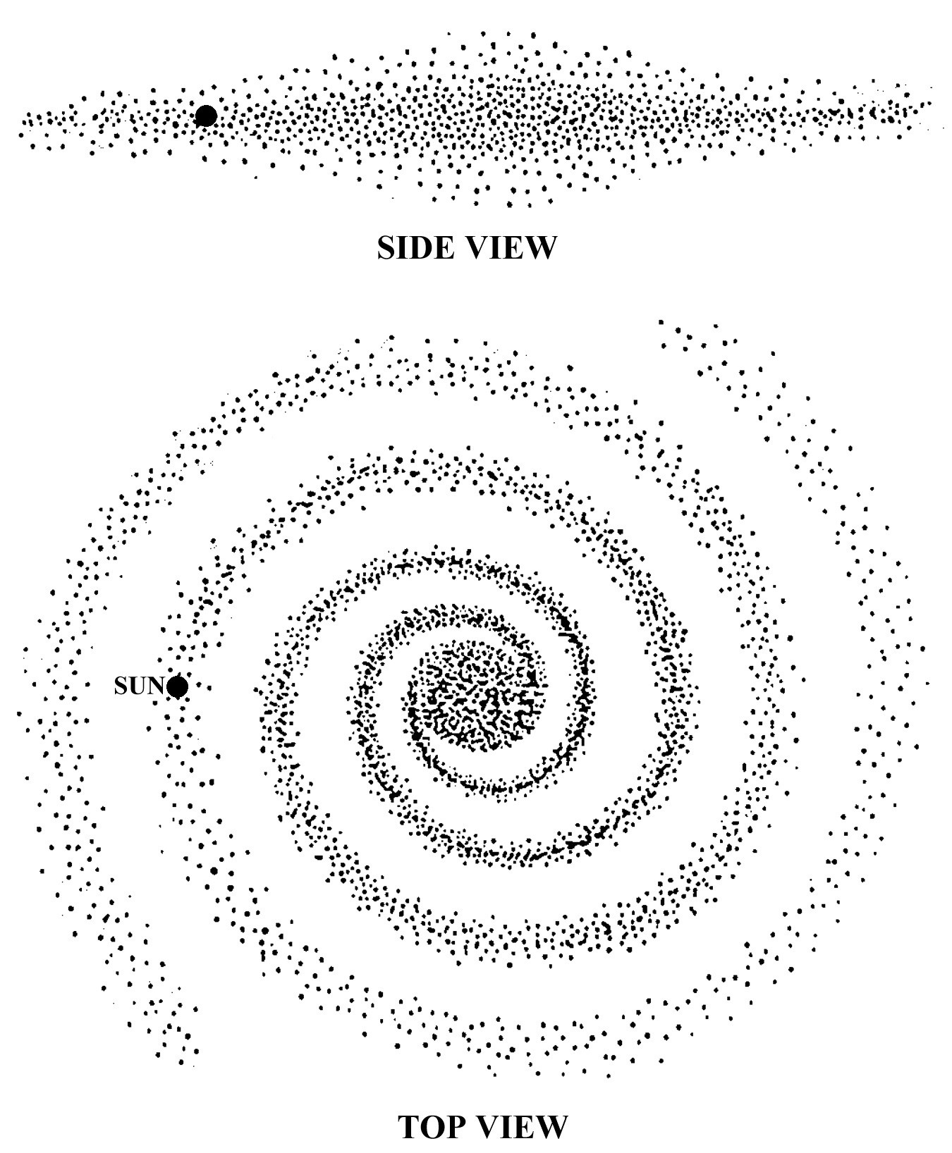 Milky Way Drawing At Getdrawings
