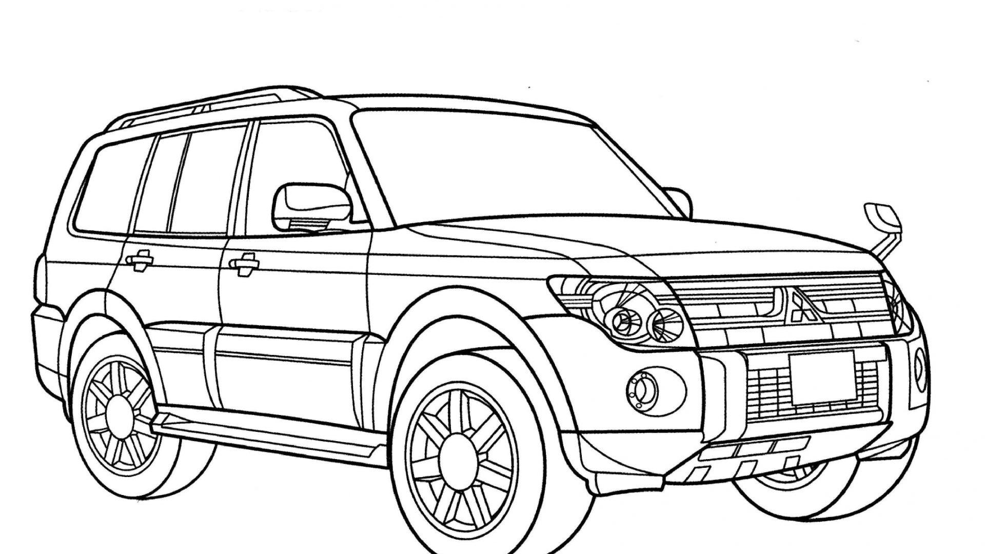 Mitsubishi Eclipse Drawing At Getdrawings