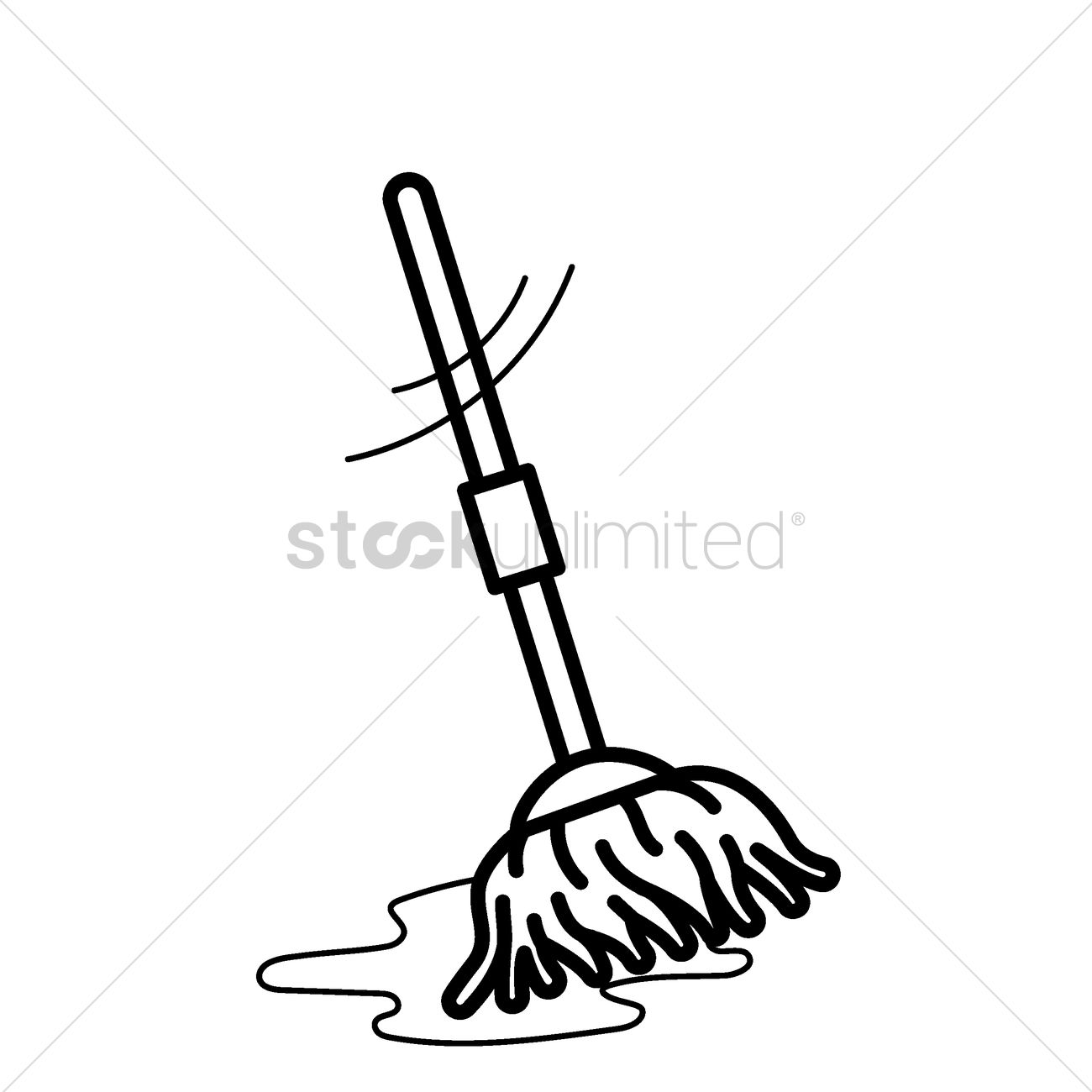 The Best Free Mop Drawing Images Download From 44 Free