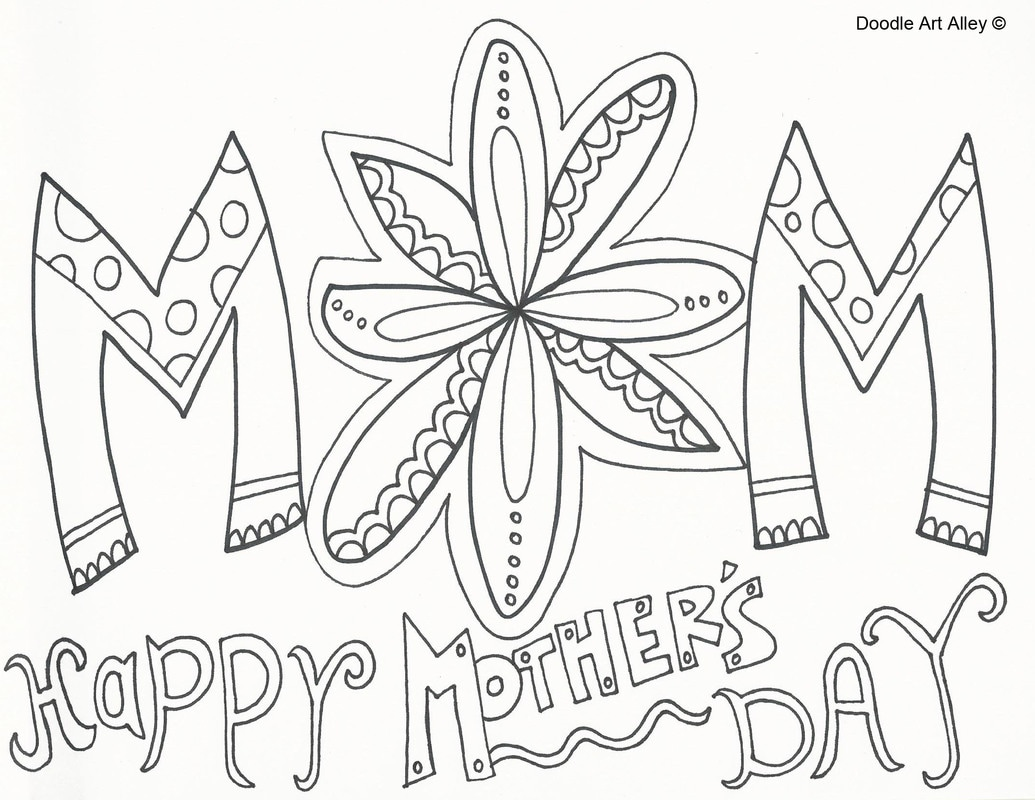 Mothers Day Drawing Pictures At Getdrawings