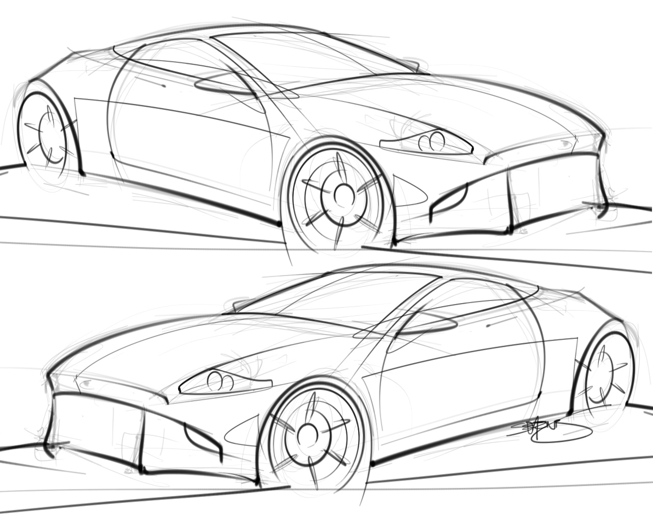 Motor Drawing At Getdrawings