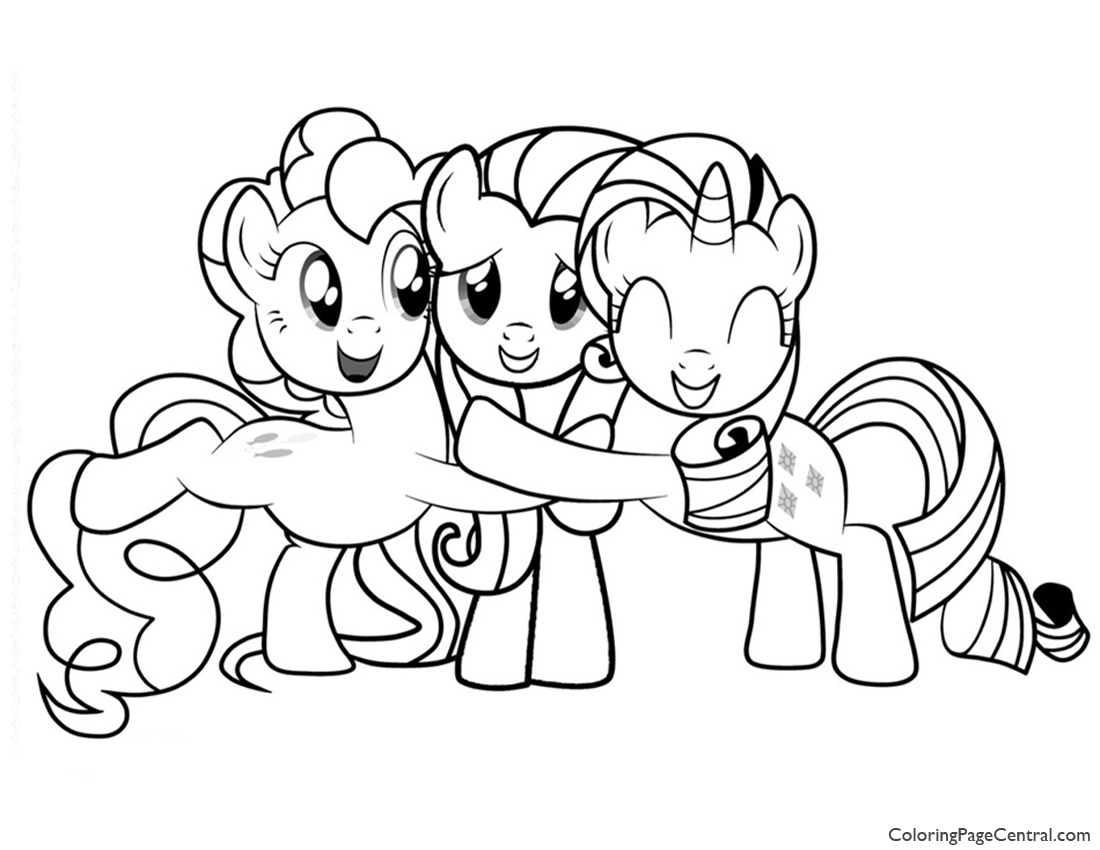 My Little Pony Friendship Is Magic Drawing At Getdrawings