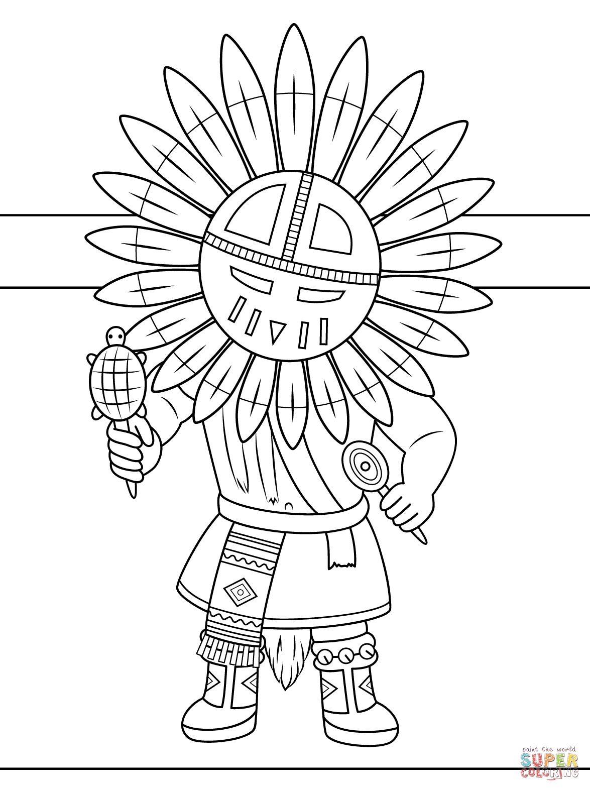 Native American Drawing Ideas At Getdrawings