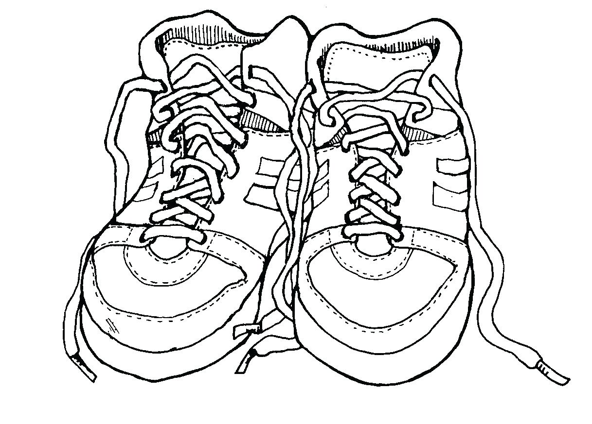 Nike Drawing At Getdrawings