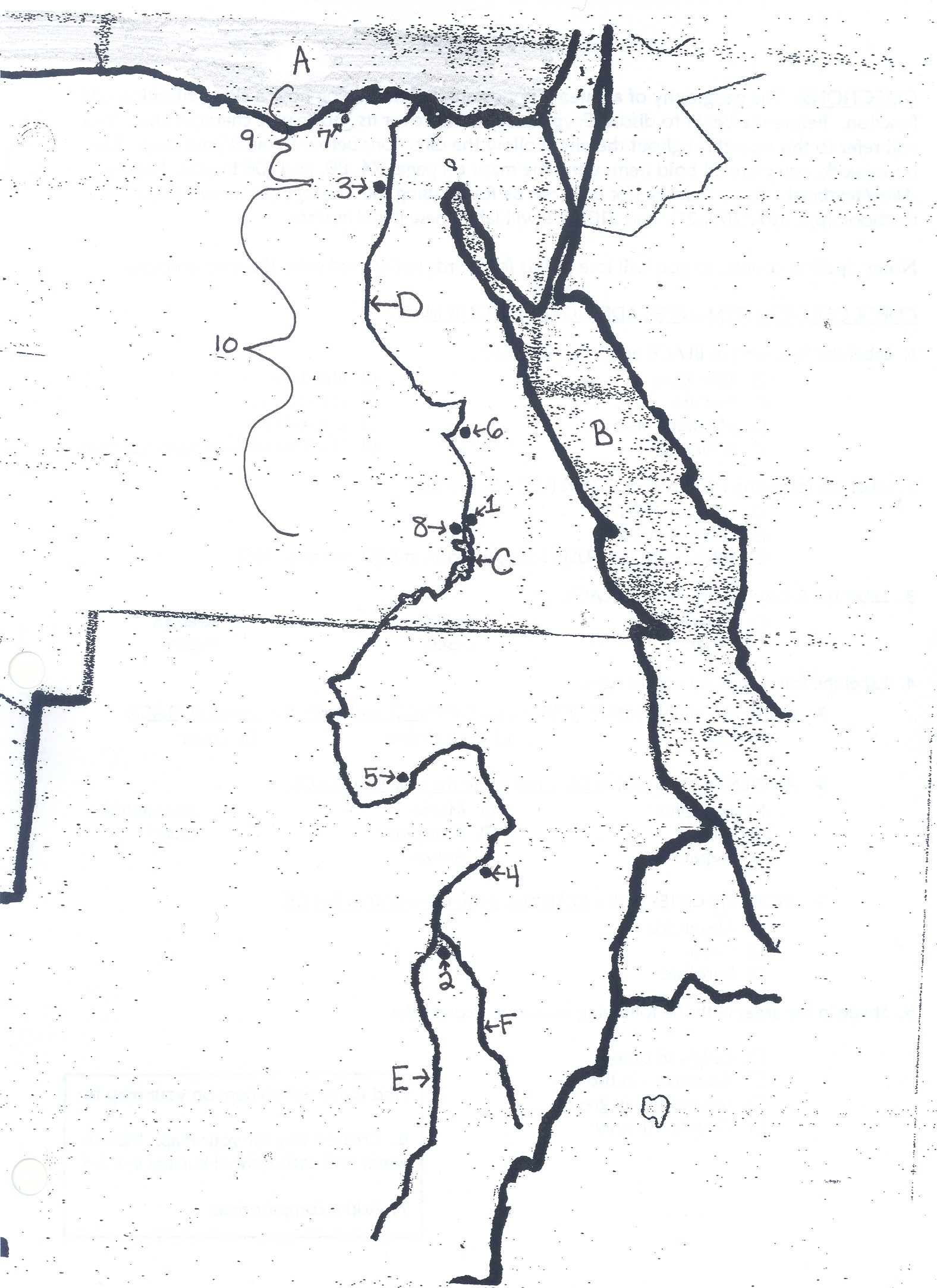 Nile River Drawing At Getdrawings