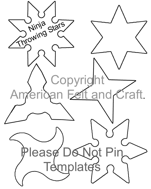Ninja Star Drawing At Getdrawings