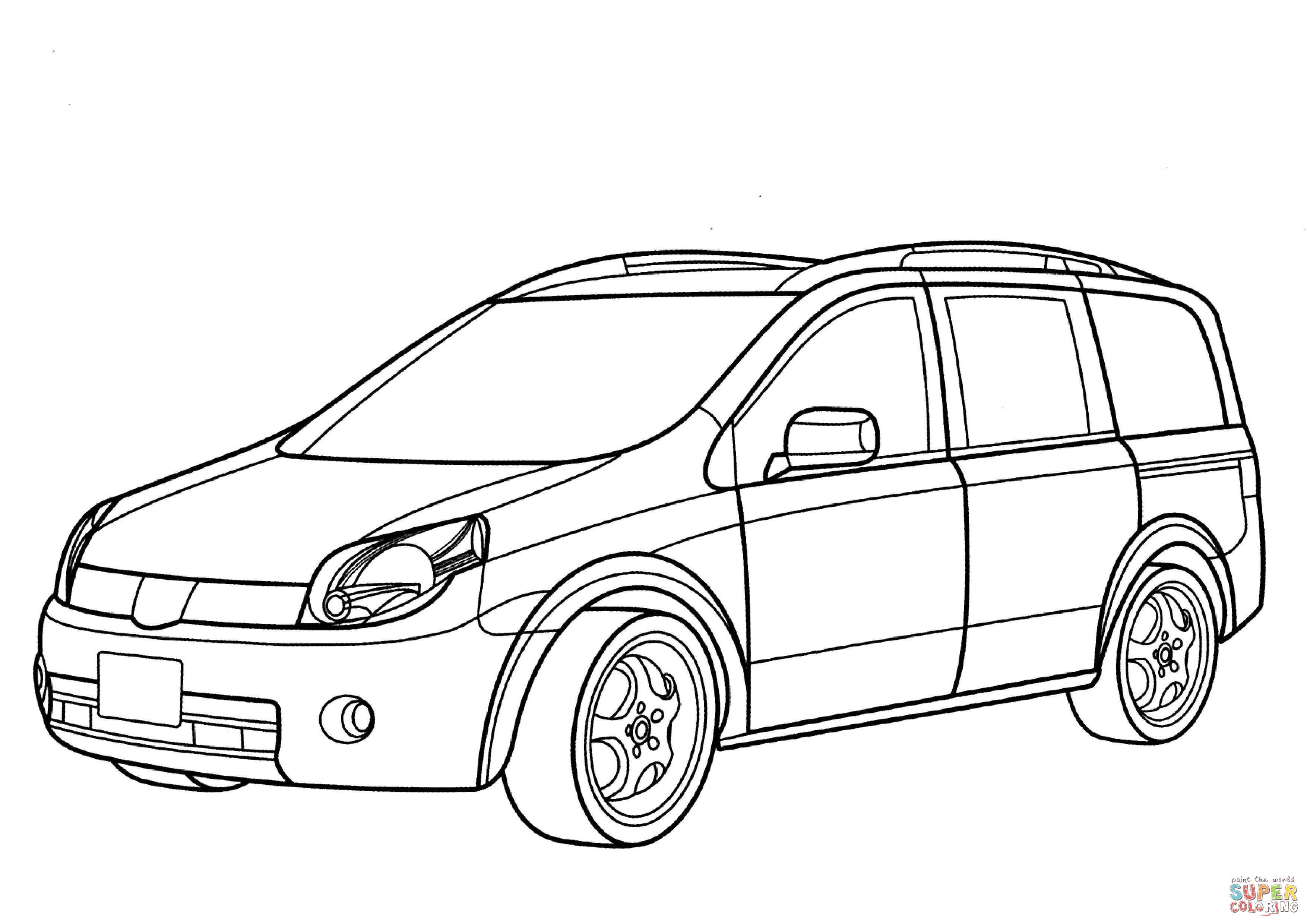 Nissan Drawing At Getdrawings