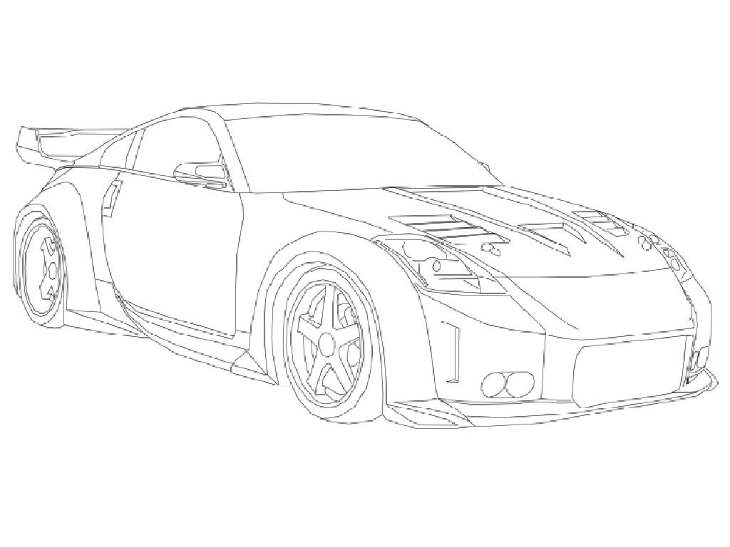 Nissan Drawing At Getdrawings