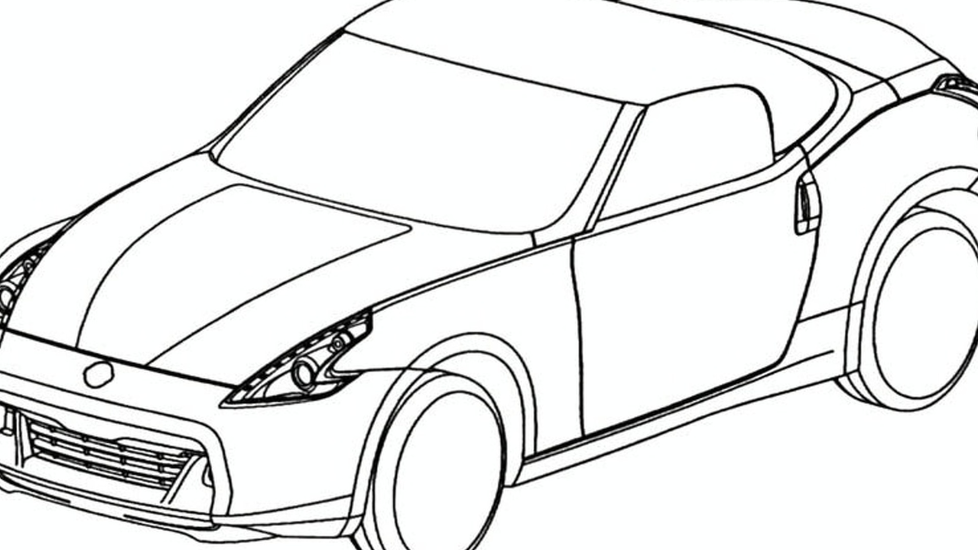 Nissan Skyline Drawing At Getdrawings