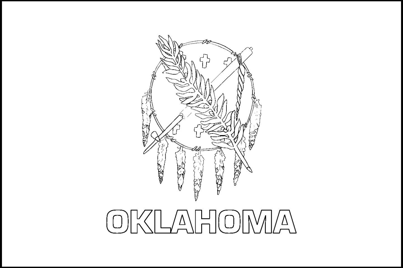 Oklahoma Drawing At Getdrawings