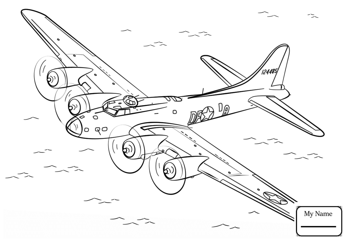 P 51 Mustang Drawing At Getdrawings