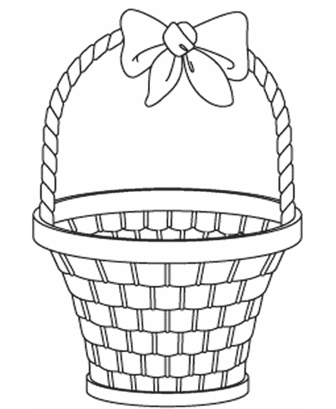 Picnic Basket Drawing At Getdrawings