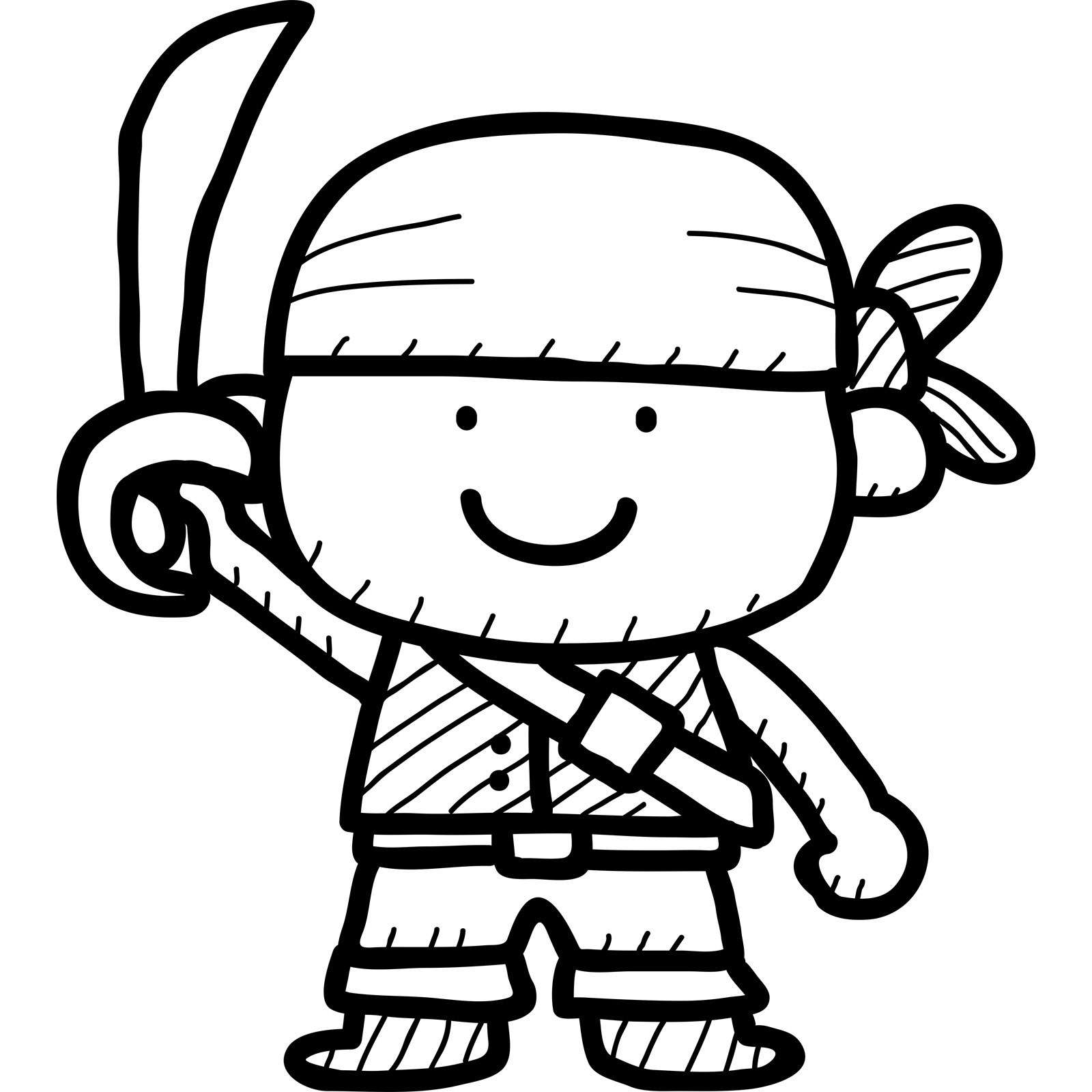 Important Pirate Message