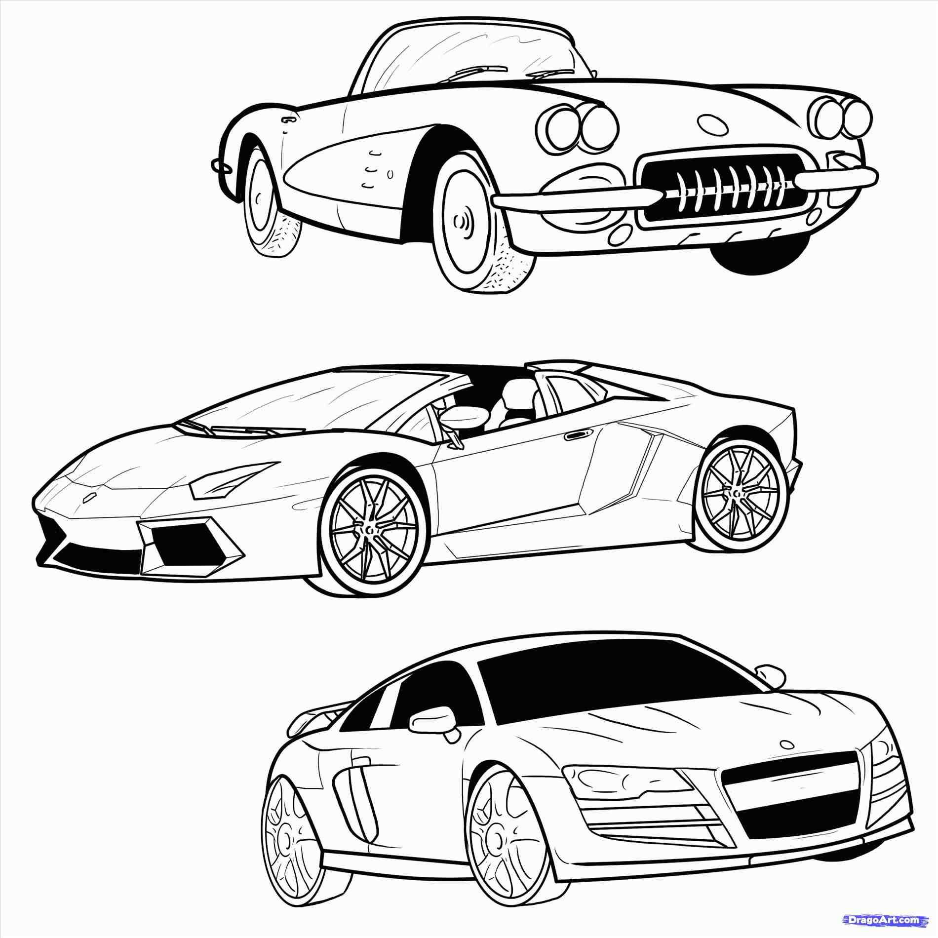 Racecar Drawing At Getdrawings
