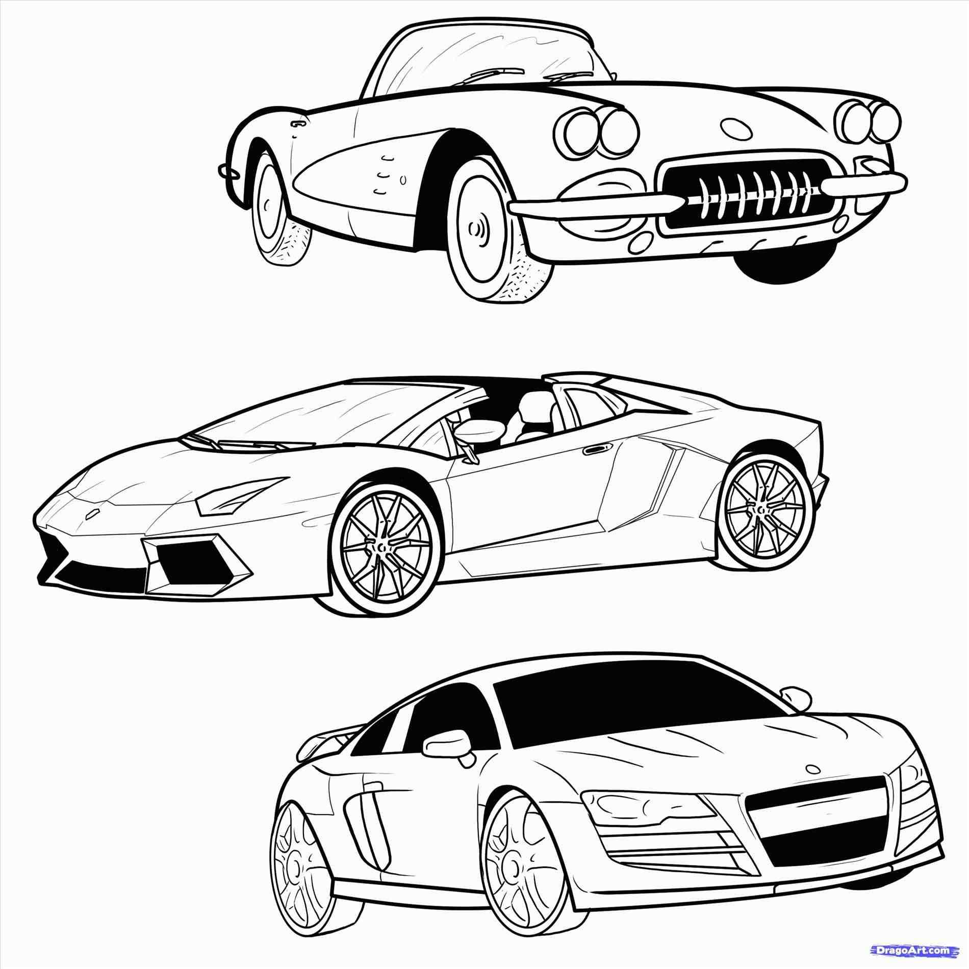 Racing Car Drawing For Kids At Getdrawings