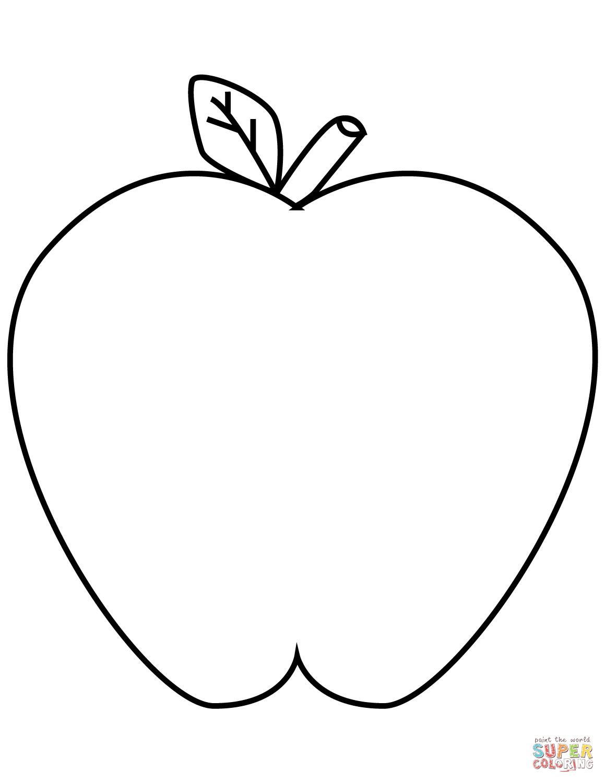 Realistic Apple Drawing At Getdrawings