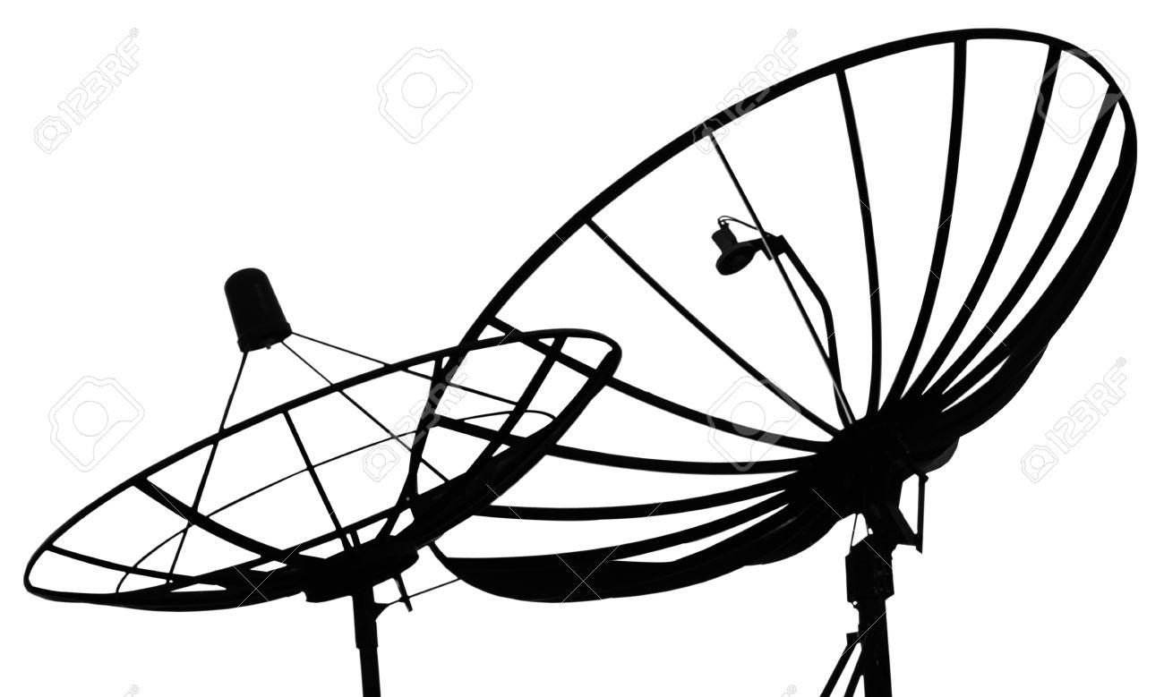Satellite Dish Drawing At Getdrawings
