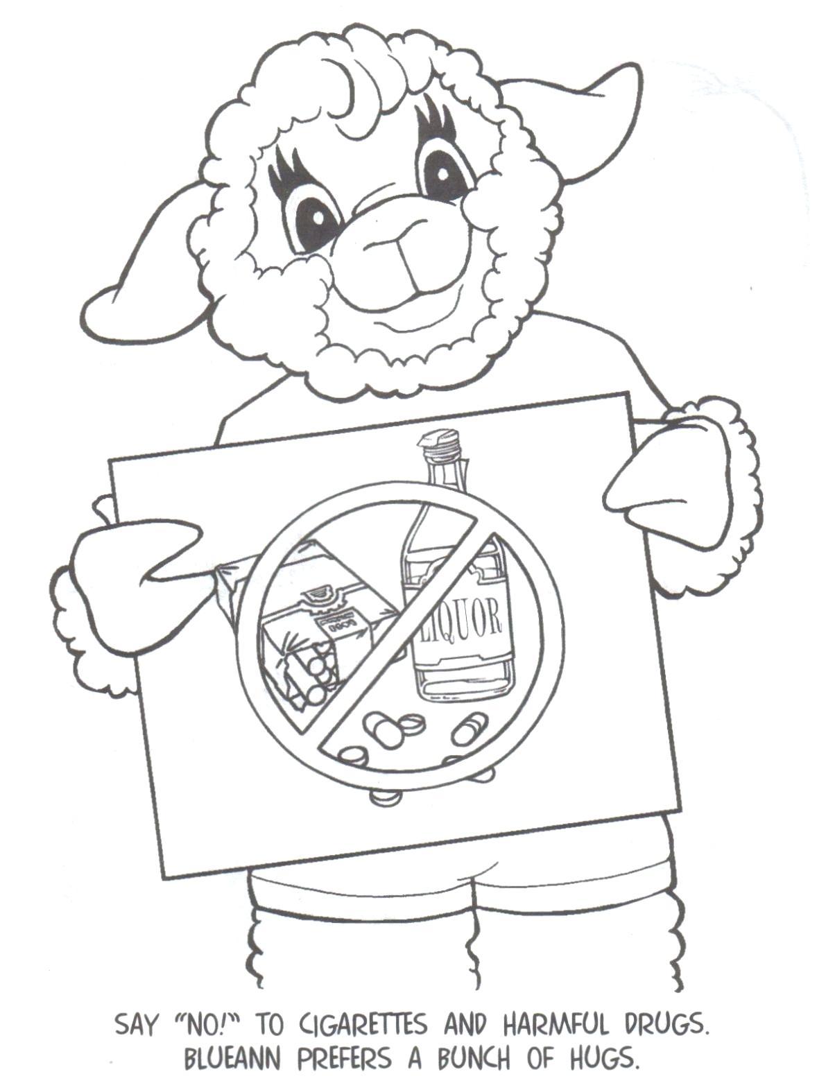 Say No To Drugs Drawing At Getdrawings