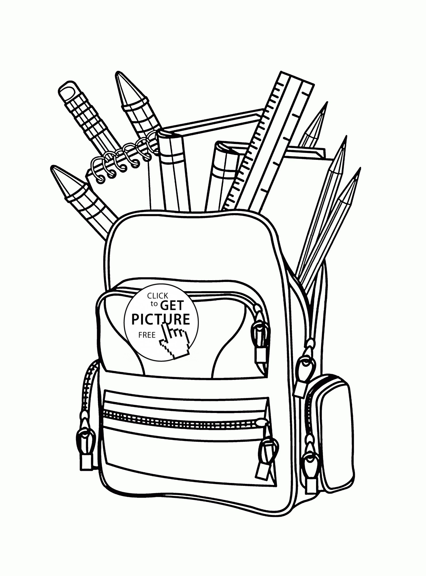 School Kids Drawing At Getdrawings