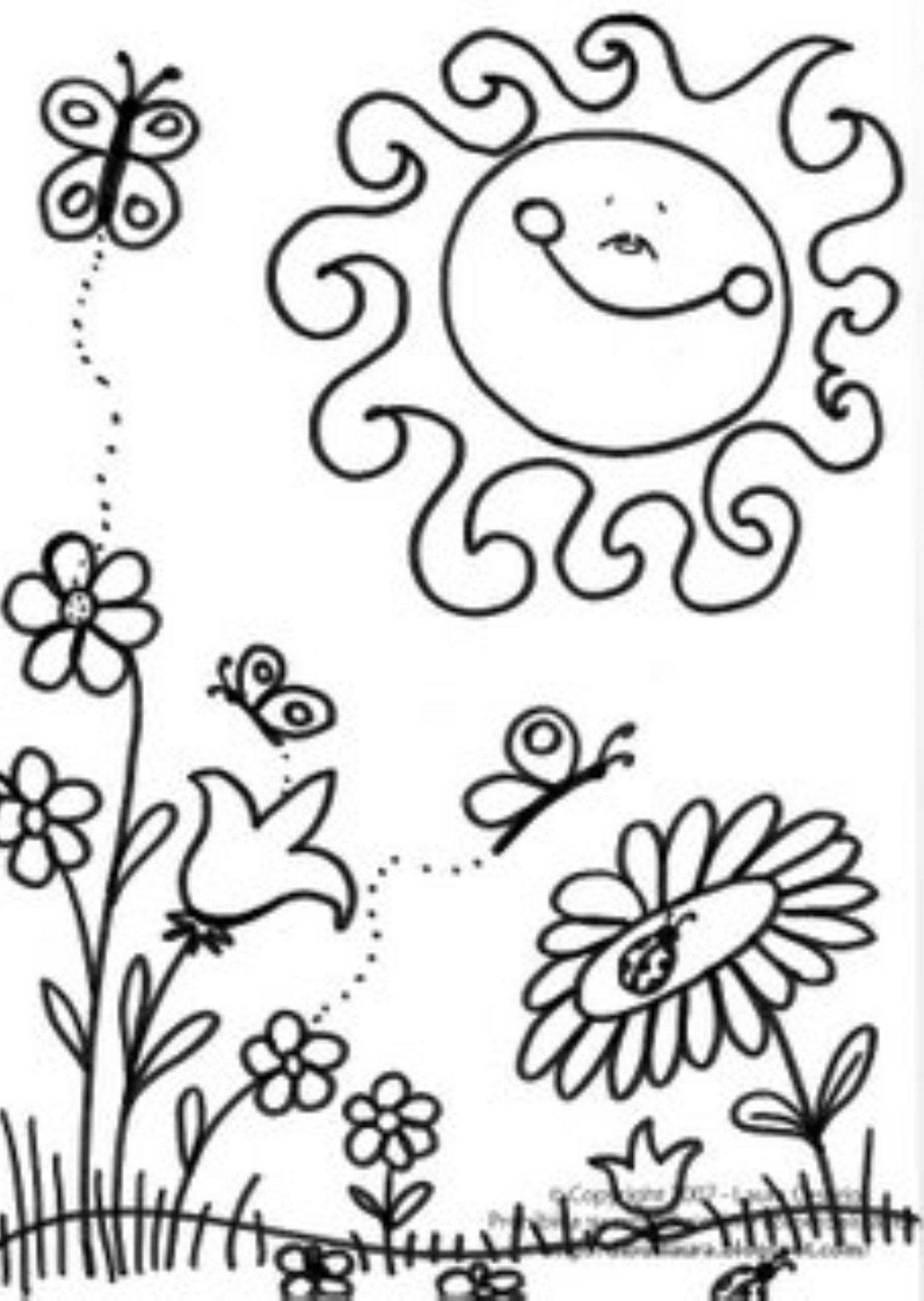 Seasons Drawing At Getdrawings
