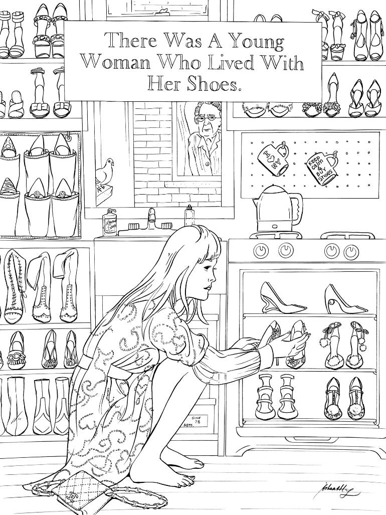 Shoe Box Drawing At Getdrawings Free Download