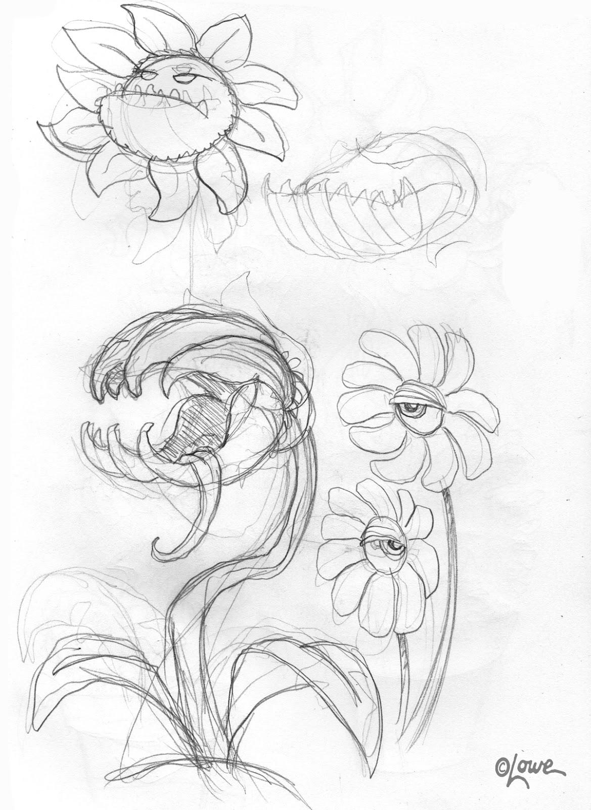 Shrubs Drawing At Getdrawings