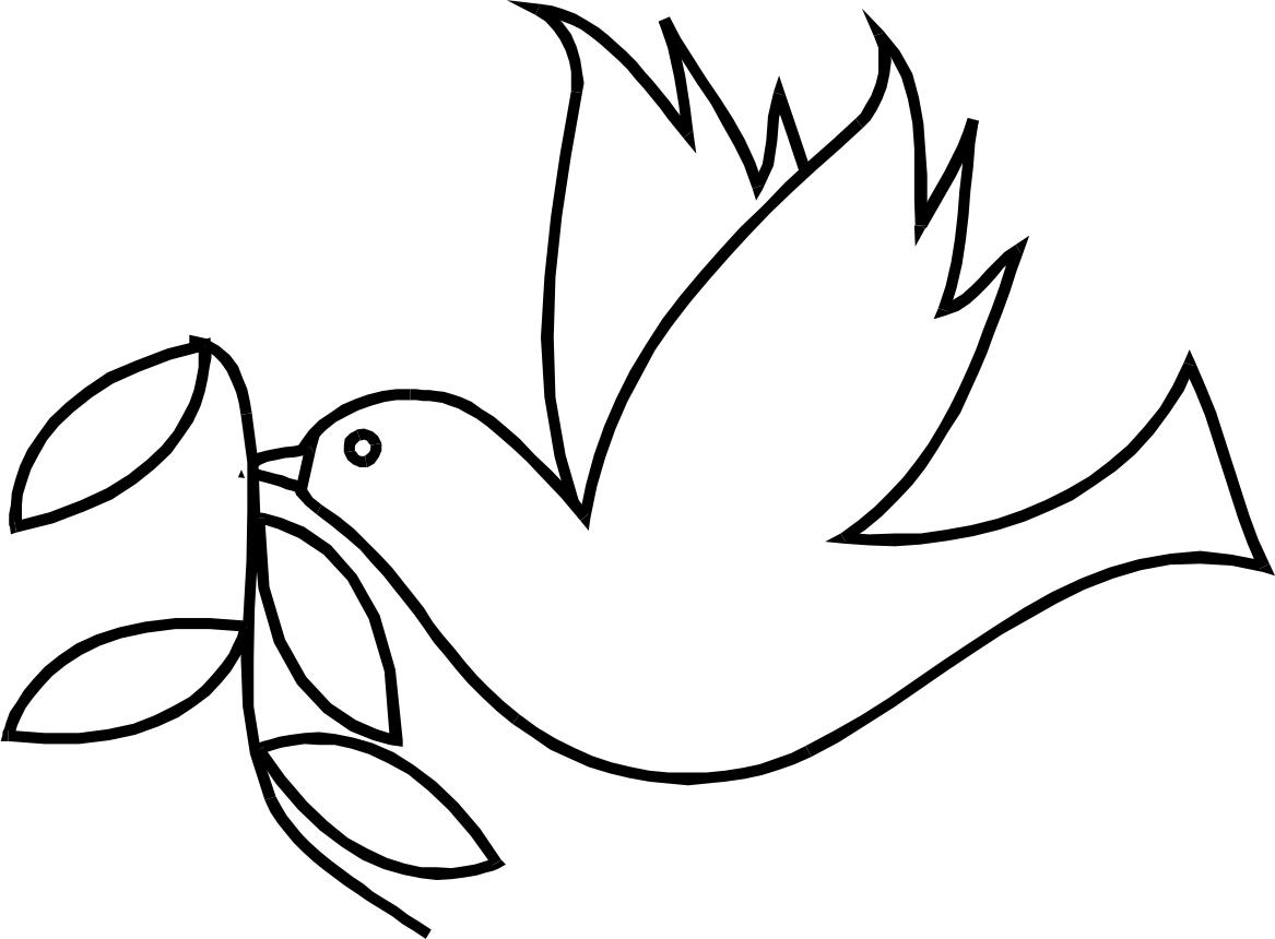 Simple Bird Line Drawing At Getdrawings