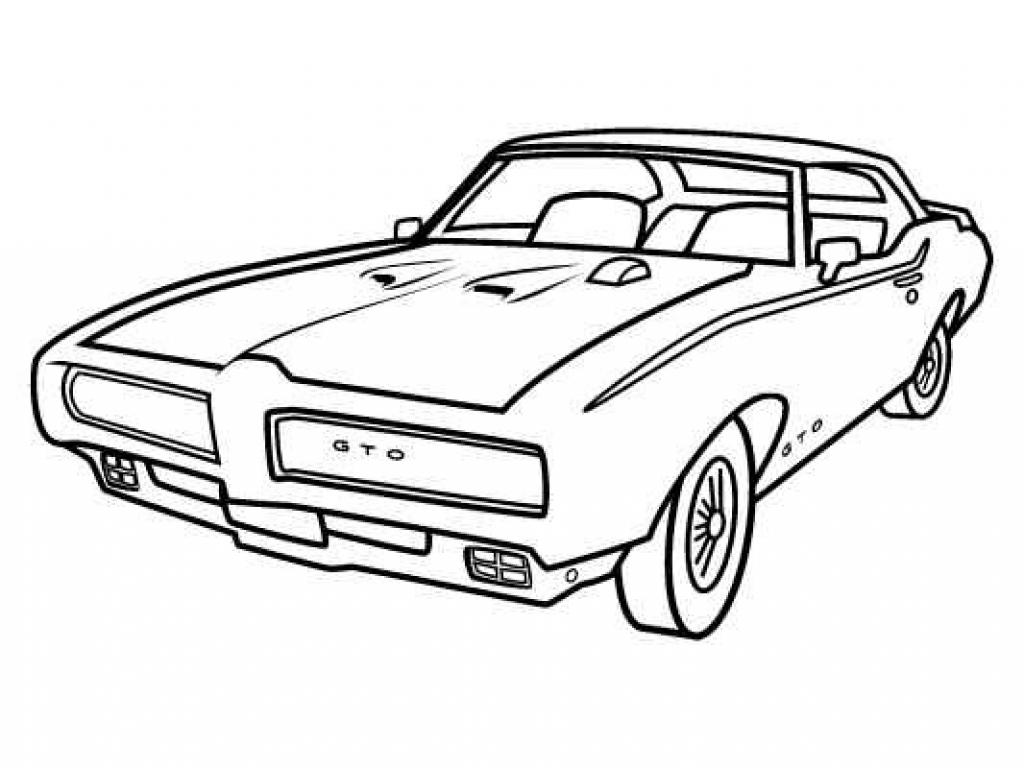 Simple Car Drawing For Kids At Getdrawings