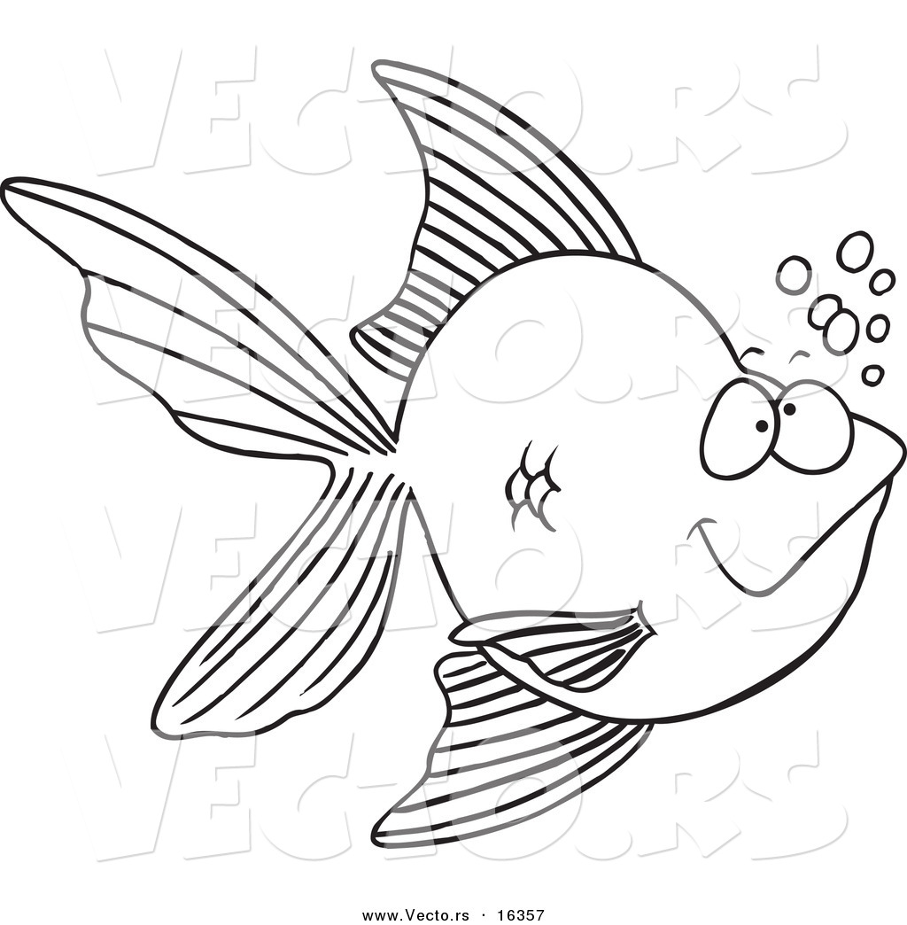 Simple Fish Drawing At Getdrawings