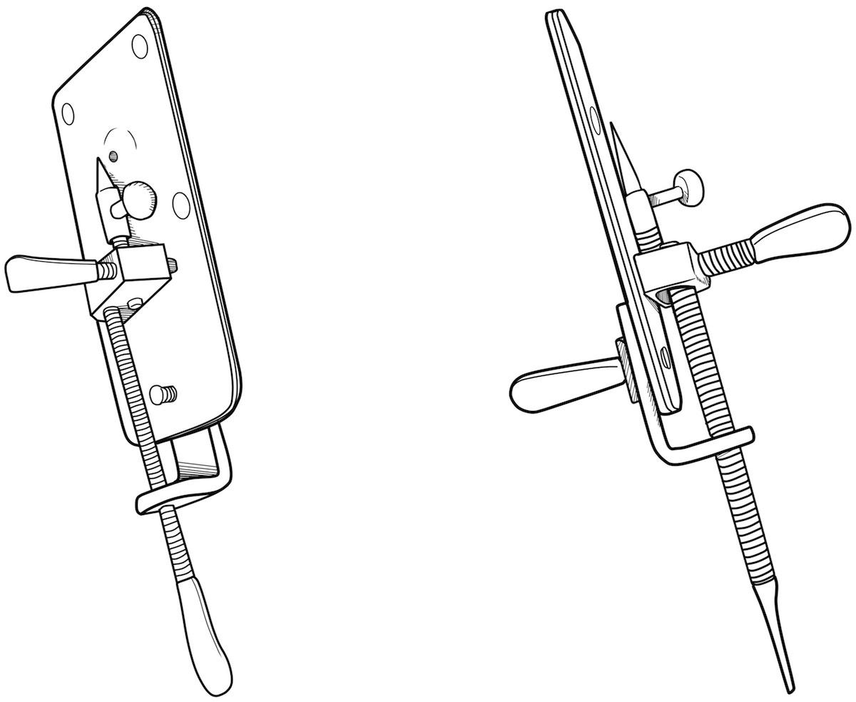 Simple Microscope Drawing At Getdrawings