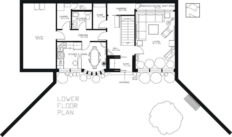 Sliding Door Plan Drawing At Getdrawings