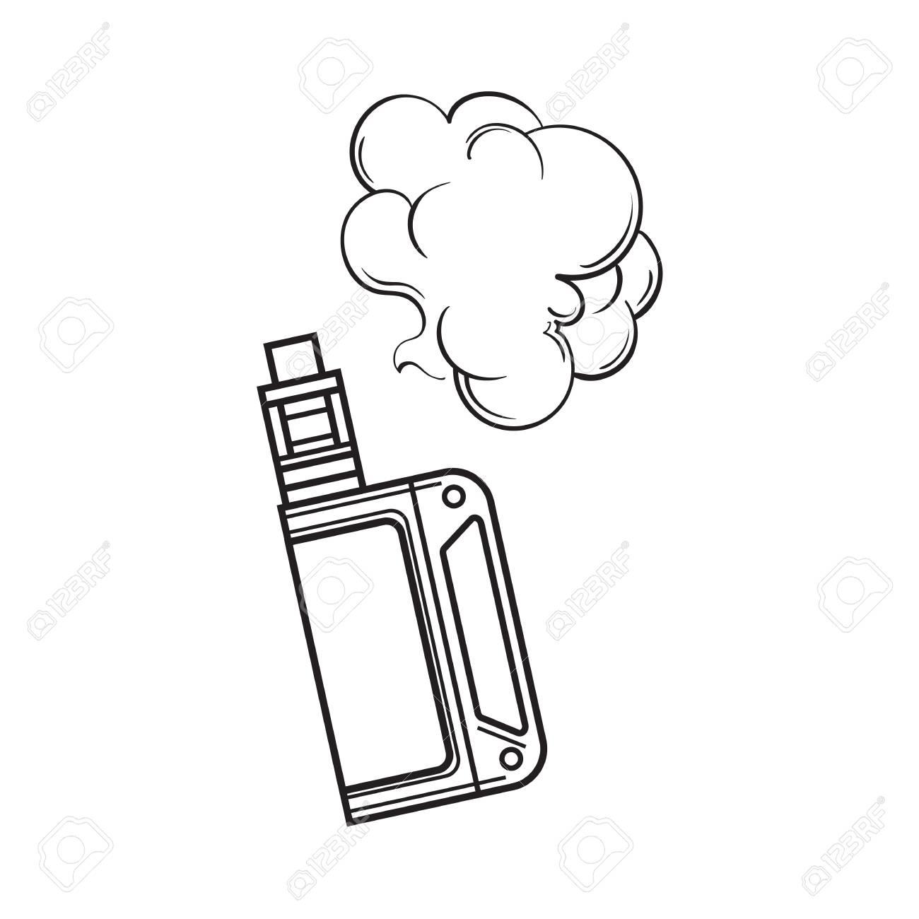 Smoke Drawing At Getdrawings