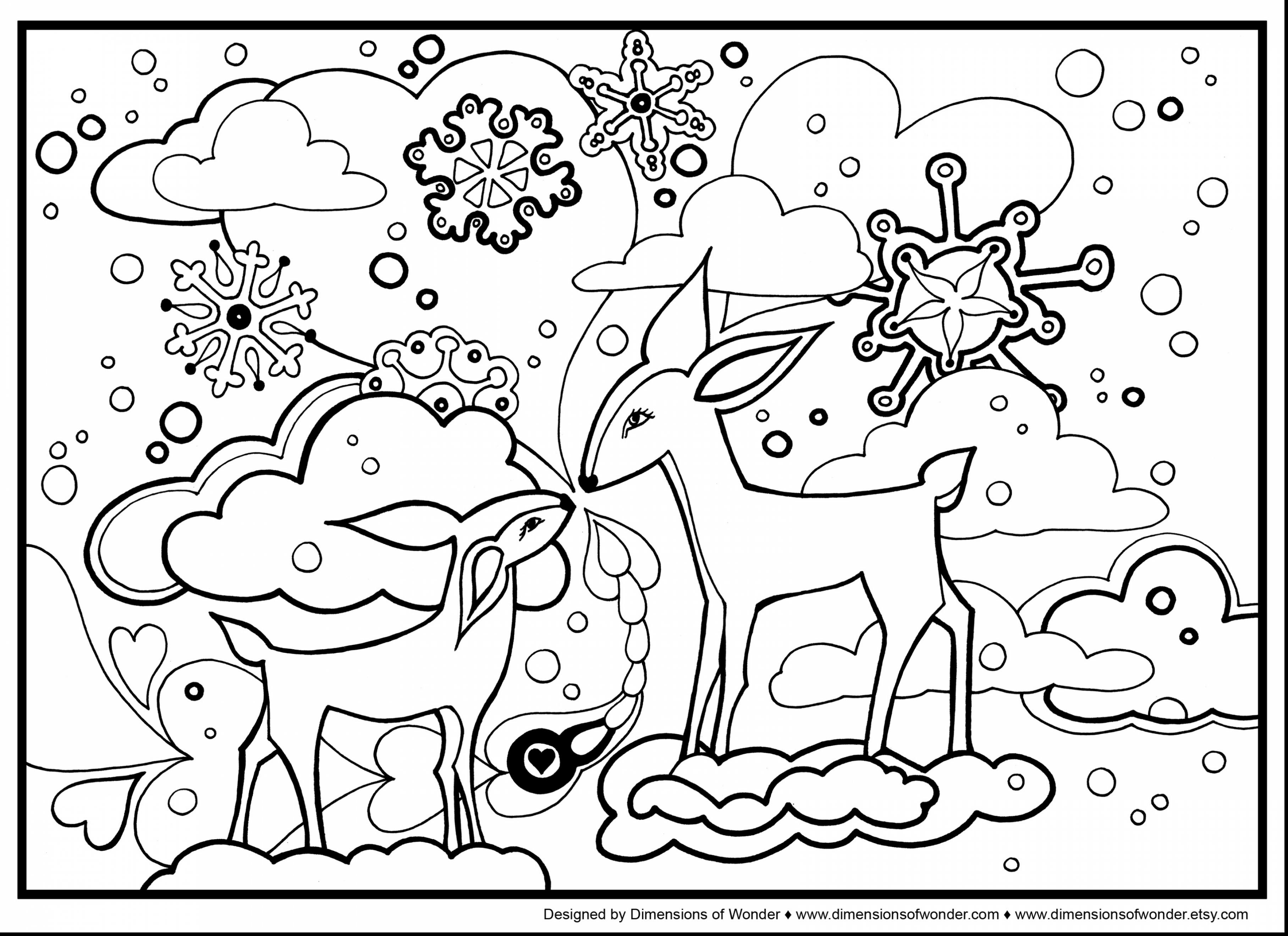 Snow Landscape Drawing At Getdrawings