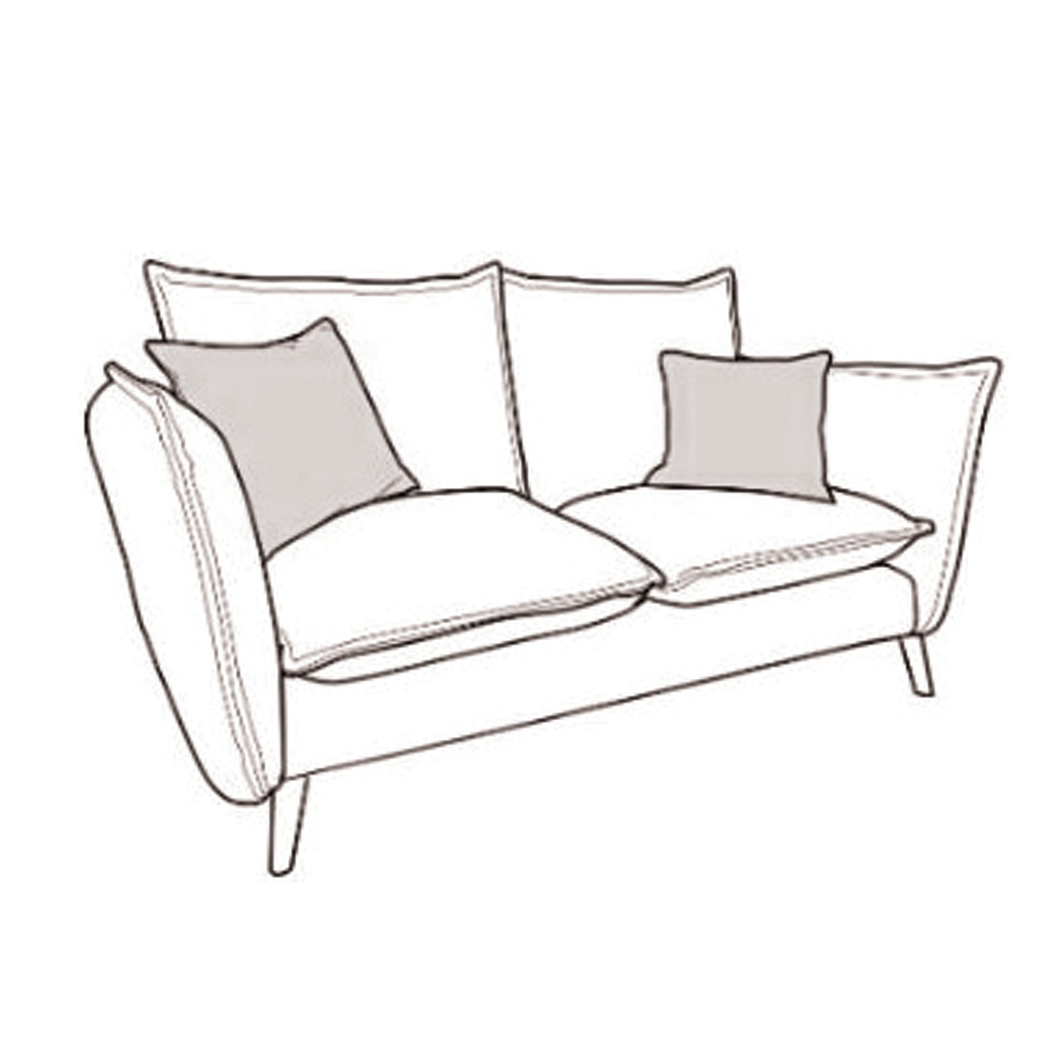 Sofa Drawing At Getdrawings
