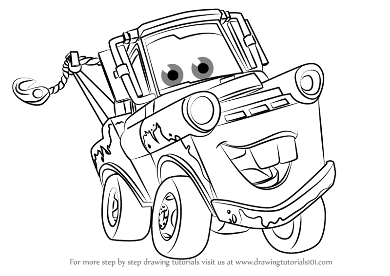 Step By Step Drawing A Car at GetDrawings | Free download