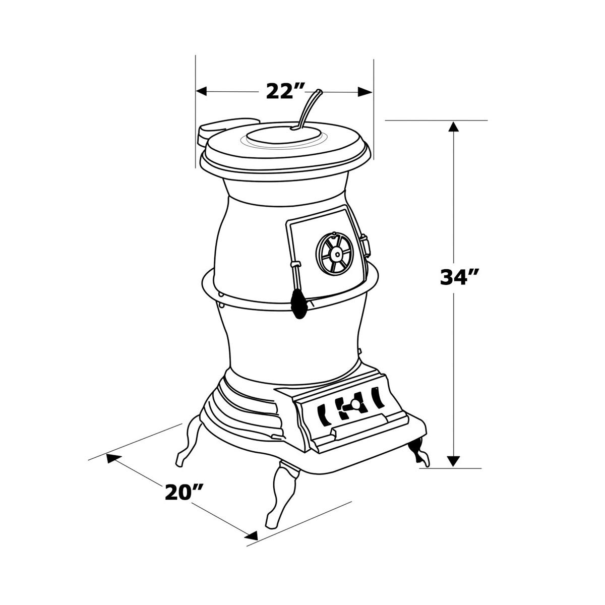 The Best Free Stove Drawing Images Download From 50 Free Drawings Of Stove At Getdrawings