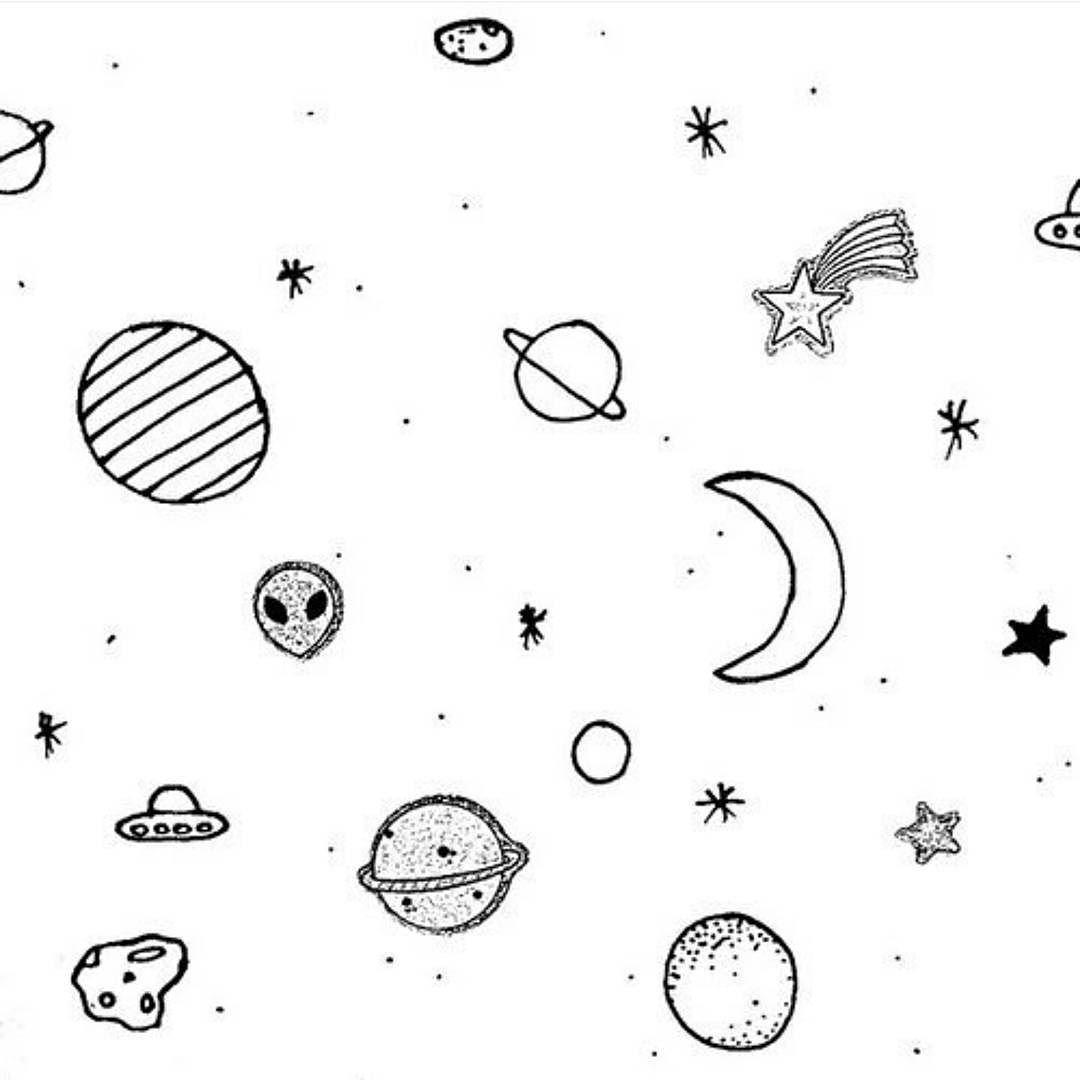 Sun And Moon Drawing Tumblr At Getdrawings