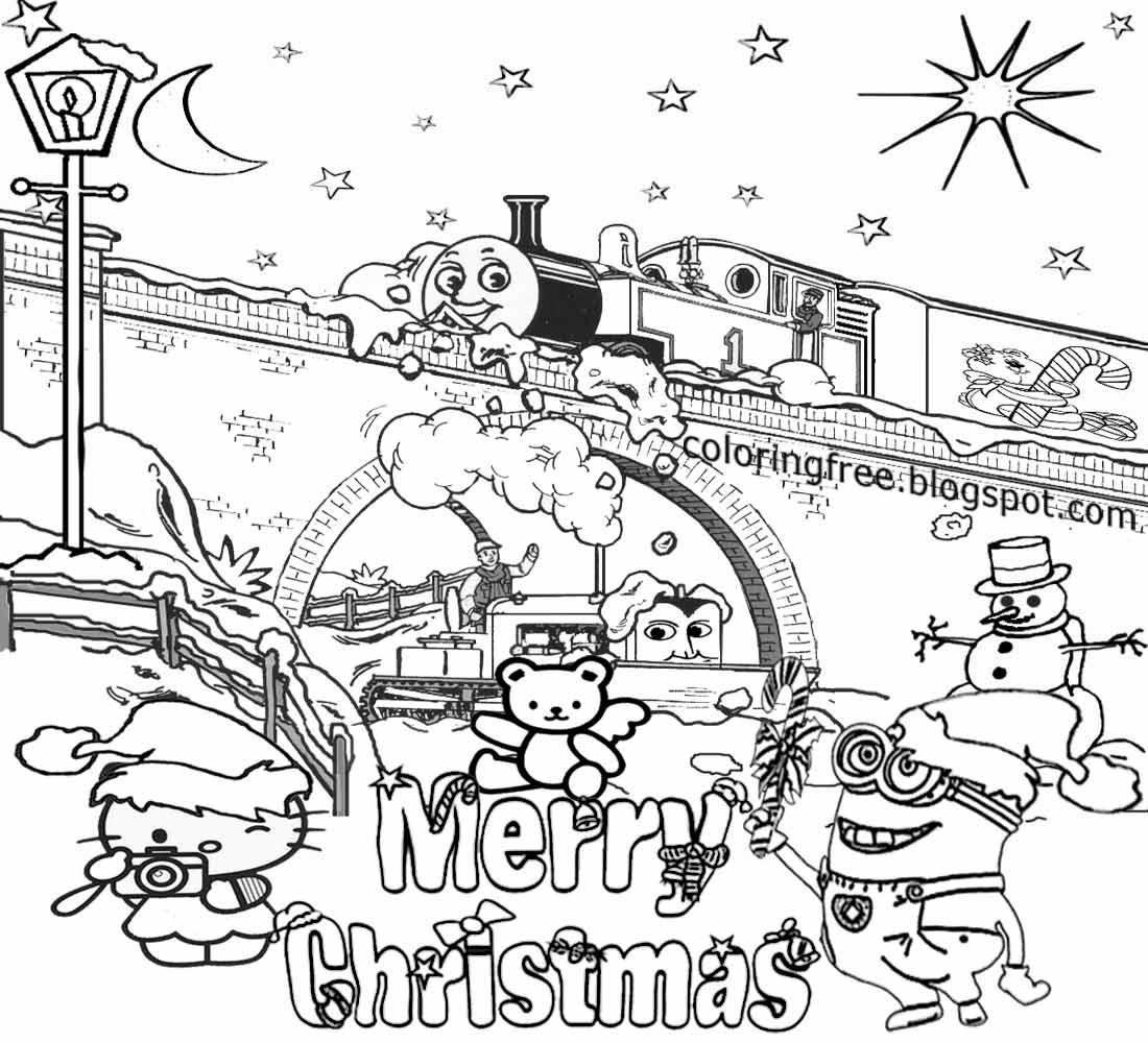 Thomas And Friends Drawing At Getdrawings