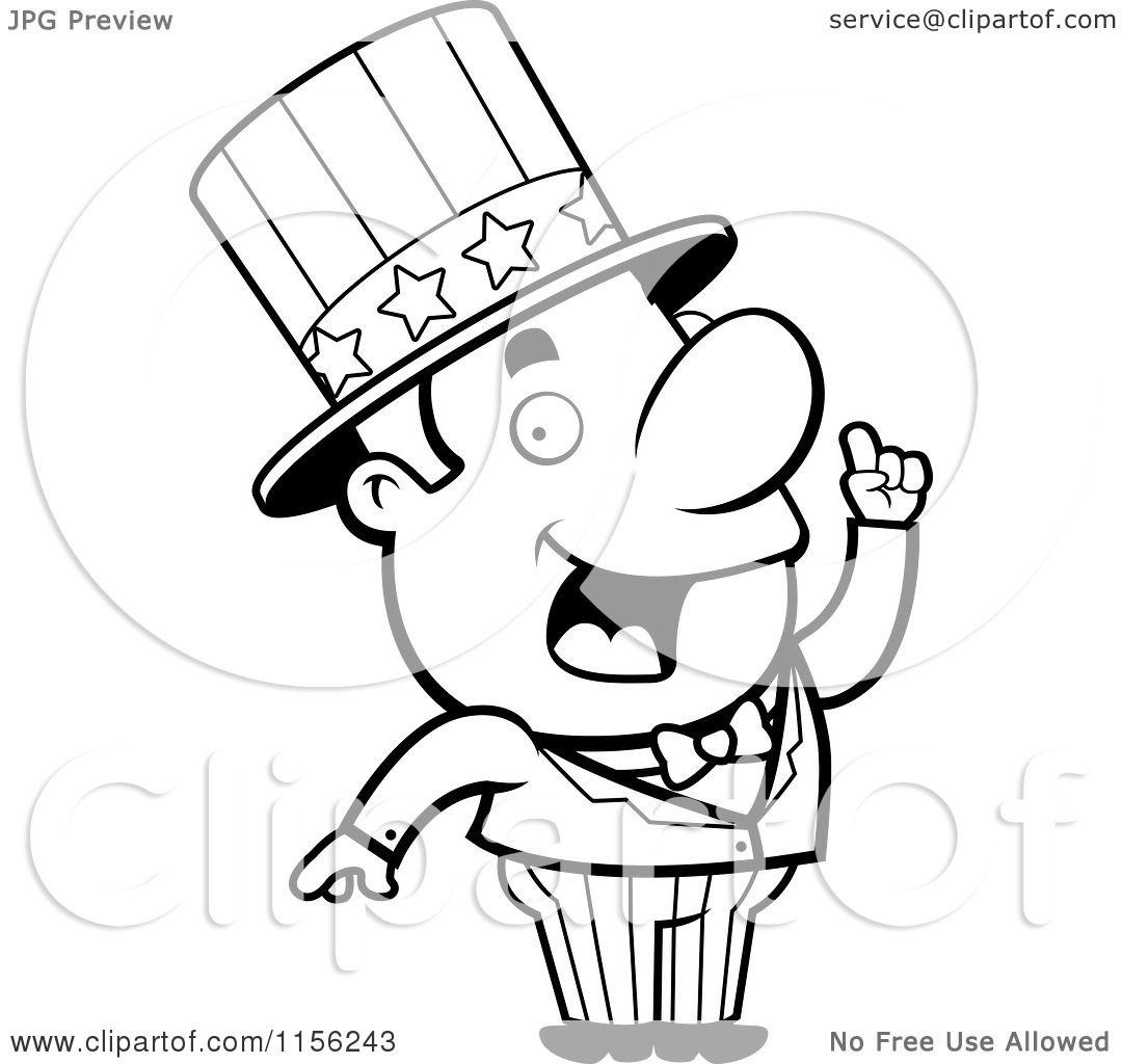 Uncle Sam Drawing At Getdrawings
