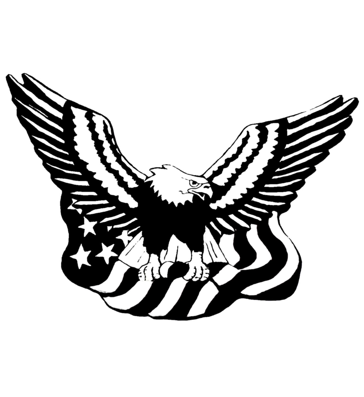 Usa Flag Drawing At Getdrawings